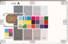 FRANCE - Gemplus GSM Printing Test Card - France