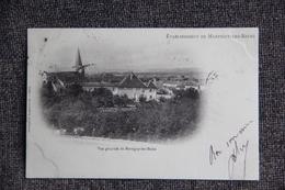 MARTIGNY LES BAINS - Vue Générale.1902 - Autres Communes