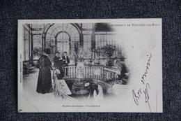 MARTIGNY LES BAINS - Etablissement, Pavillon Des Sources, Vue Intérieure .1902 - Autres Communes