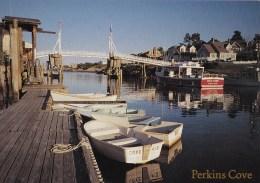 Perkins Cove, Ogunquit, Maine, USA Unused - United States