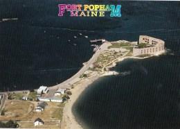 Fort Popham & Popham Beach, Maine, USA Unused - United States