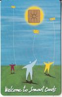 MEXICO - Welcome To Smart Cards, Gobierno 2000, Gemplus Demo Card - Mexico