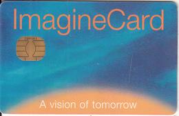 USA - ImagineCard, HP/Informix/Gemplus Sample Card - United States