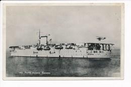 Carte Du Porte Avions Béarn  ( Navire De Guerre )( Format C.P.A ) ( Recto Verso ) - Guerre