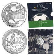 BE18 BELGIQUE 10 EURO 2005 Derby Des Plats Pays *QP* Quality Proof  - ARGENT - SILBER - SILVER - Belgique