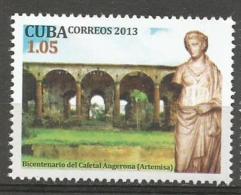 Cuba 2013 Angerona Coffee Plantation 1v MNH - Agricultura
