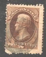 1870  Jefferson 2 Cents Sc 146  Used - Usati