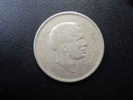JORDANIE : 100 FILS  1975 - 1395   KM 19   TTB - Jordanie