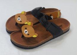 """ Rilakkuma "" Sandals 22,5 Cm. - Théatre & Déguisements"