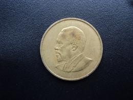 KENYA : 5 CENTS  1966   KM 1    TTB - Kenya