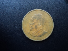 KENYA : 5 CENTS  1968   KM 1    TTB - Kenya
