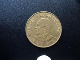 KENYA : 5 CENTS  1975   KM 10     SUP - Kenya