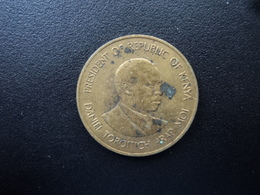KENYA : 5 CENTS  1980   KM 17    SUP * - Kenya
