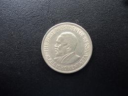 KENYA : 50 CENTS  1971   KM 13    SUP - Kenya