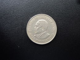 KENYA : 50 CENTS  1973   KM 13    SUP - Kenya