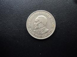 KENYA : 50 CENTS  1977   KM 13    SUP - Kenya