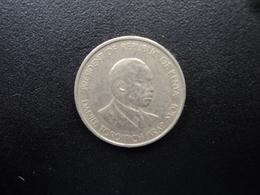 KENYA : 50 CENTS  1980   KM 19     SUP - Kenya