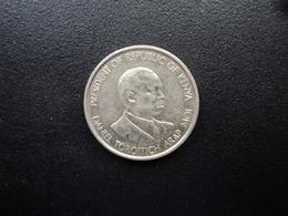 KENYA : 50 CENTS  1989   KM 19     SUP+ - Kenya