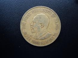 KENYA : 10 CENTS  1970   KM 11    TB+ - Kenya