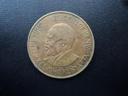 KENYA : 10 CENTS  1971   KM 11    TTB - Kenya
