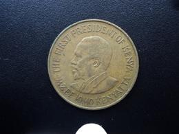 KENYA : 10 CENTS  1977   KM 11    TTB - Kenya