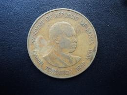 KENYA : 10 CENTS  1984   KM 18    TB+ - Kenya