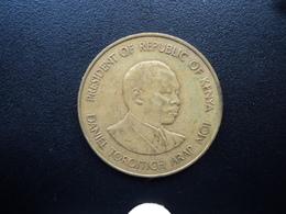 KENYA : 10 CENTS  1986   KM 18    TTB - Kenya