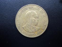 KENYA : 10 CENTS  1987   KM 18    SUP 55 - Kenya