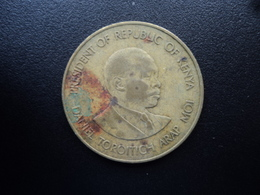 KENYA : 10 CENTS  1989   KM 18    TB+ - Kenya