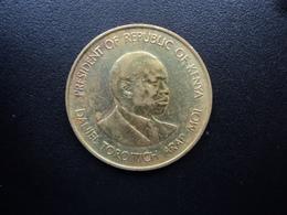 KENYA : 10 CENTS  1990   KM 18    TTB / TTB+ - Kenya