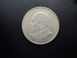 KENYA : 1 SHILLING  1967   KM 5    TTB - Kenya