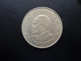 KENYA : 1 SHILLING  1971   KM 14    SUP - Kenya