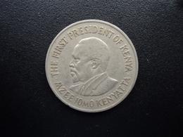 KENYA : 1 SHILLING  1973   KM 14    TTB - Kenya