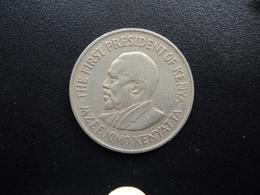 KENYA : 1 SHILLING  1974   KM 14    TTB - Kenya