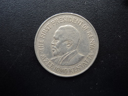 KENYA : 1 SHILLING  1975   KM 14    TTB - Kenya