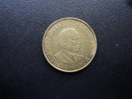 KENYA : 1 SHILLING  1998   KM 29    SUP Patine - Kenya