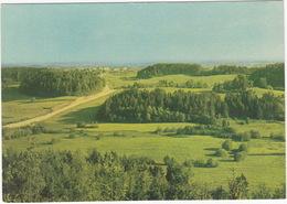 View From Väiki Munamägi - (Estonian S.S.R. - Eesti NSV) - Estland