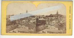 ESPAGNE SPAIN ESPANA SEVILLE SEVILLA Circa 1865 PHOTO STEREO /FREE SHIPPING REGISTERED - Photos Stéréoscopiques