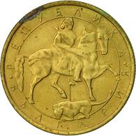 Bulgarie, 2 Leva, 1992, TTB, Nickel-brass, KM:203 - Bulgaria