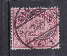 Deutsches Reich, Nr. 37, Gest. (T 5625) - Deutschland