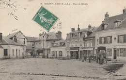 NOGENT LE ROI  Place De L'Etoile - Nogent Le Roi