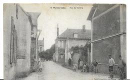 JP ~  60 ~      MONNEVILLE .  Rue Du Centre - France