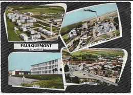 CPSM - FAULQUEMONT  - Multivues - Faulquemont