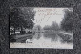 MONTCEAU LES MINES - Quai Gauthey Et Levée Du Canal - Montceau Les Mines
