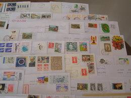 Lot De 400 Lettres Modernes, Voir Description - Marcophilie (Lettres)