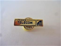 PINS FRANCE TELECOM LOGO  /  / 33NAT - France Telecom