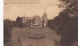 BOUILLON  /  LUXEMBOURG /  LE CHATEAU DES AMEROIS / VUE PRISE DE LA VALLEE - Bouillon