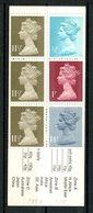 Gd Bretagne 1981 Carnet N° C966a ** Neuf MNH Superbe Cote 6 €  Elizabeth II - Libretti