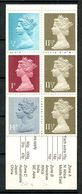 Gd Bretagne 1981 Carnet N° C966b ** Neuf MNH Superbe Cote 6 €  Elizabeth II - Libretti