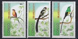 """Congo YT ??? Non Référencé """" Oiseaux """" 1993 Neuf** - Congo - Brazzaville"""